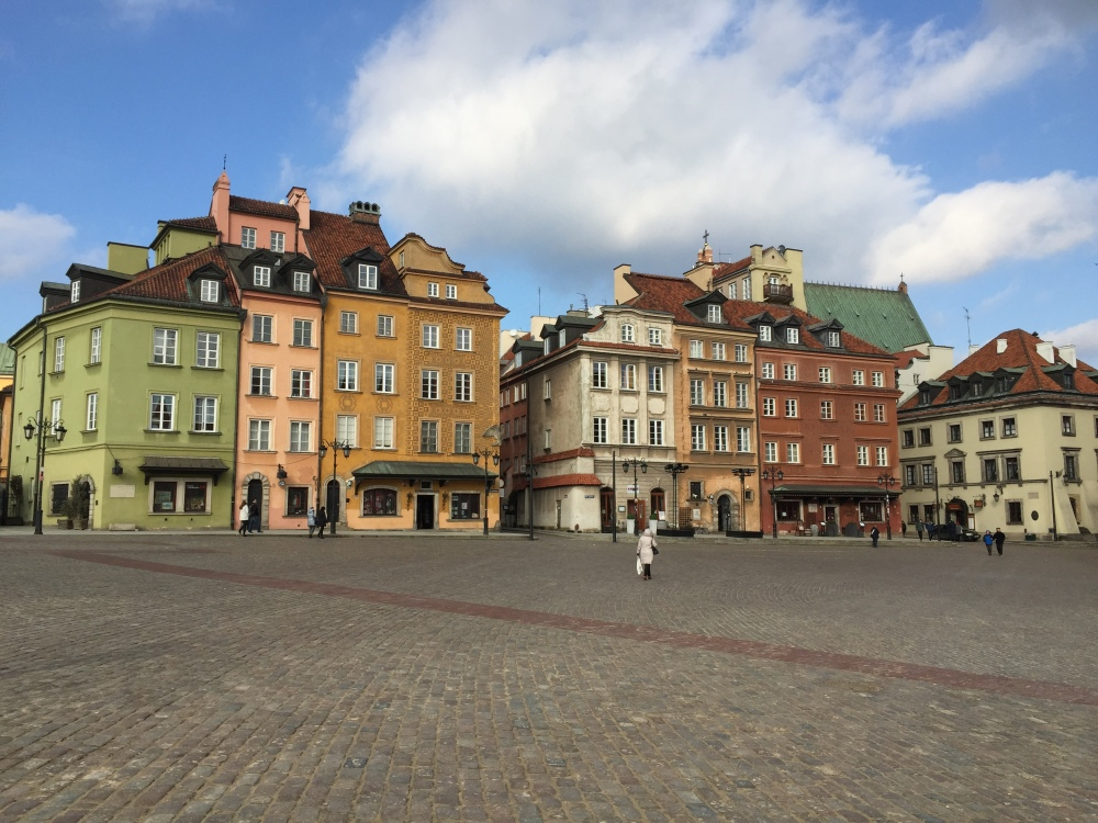 Warsaw city centre II